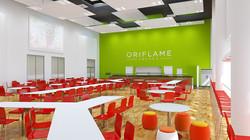 Офисное пространство Oriflame