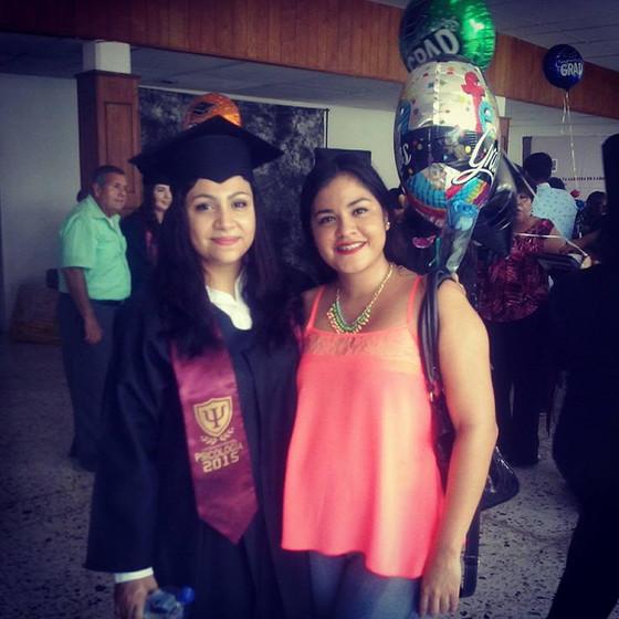 Student Update:  Cristina Cervantes
