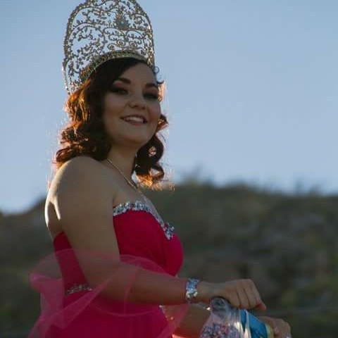 Castaway Kid is Guaymas Carnaval Queen