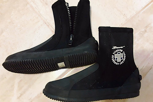 Neoprene Dive Boots - Size 7