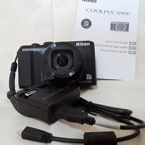 Cámara digital Nikon Coolpix A900