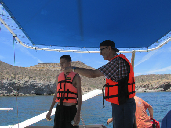Club Jerry Boat Trip