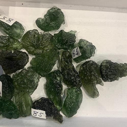 Moldavite ($85)