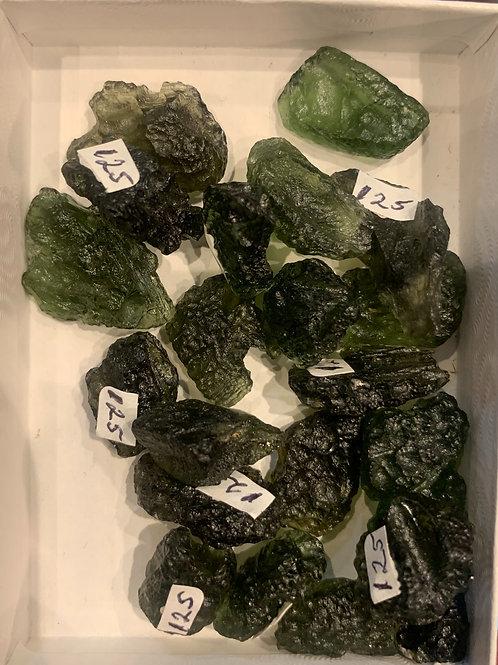 Moldavite ($125)