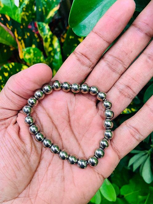 High Grade Pyrite Bracelet