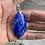Thumbnail: Lapis Lazuli Pendant w/ Chain