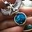 Thumbnail: Cavansite w/ Goddess Pendant {Small}
