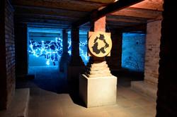 Mar Negro - exposição instalativa