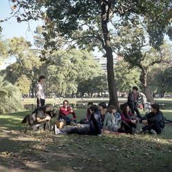 Convescote em Plaza Sicilia.