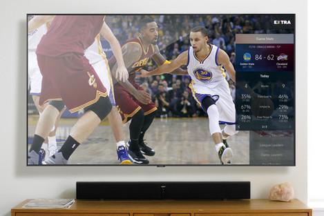 Samsung TV EXTRA