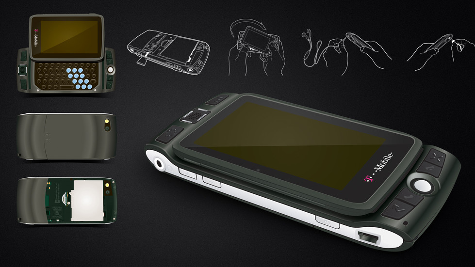 T-Mobile's Sidekick LX