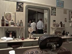 peluqueria de pueblo ´60 location
