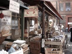 Mercado down twon