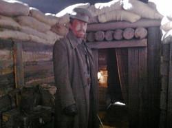 first world war trench tosquera . ezeiza