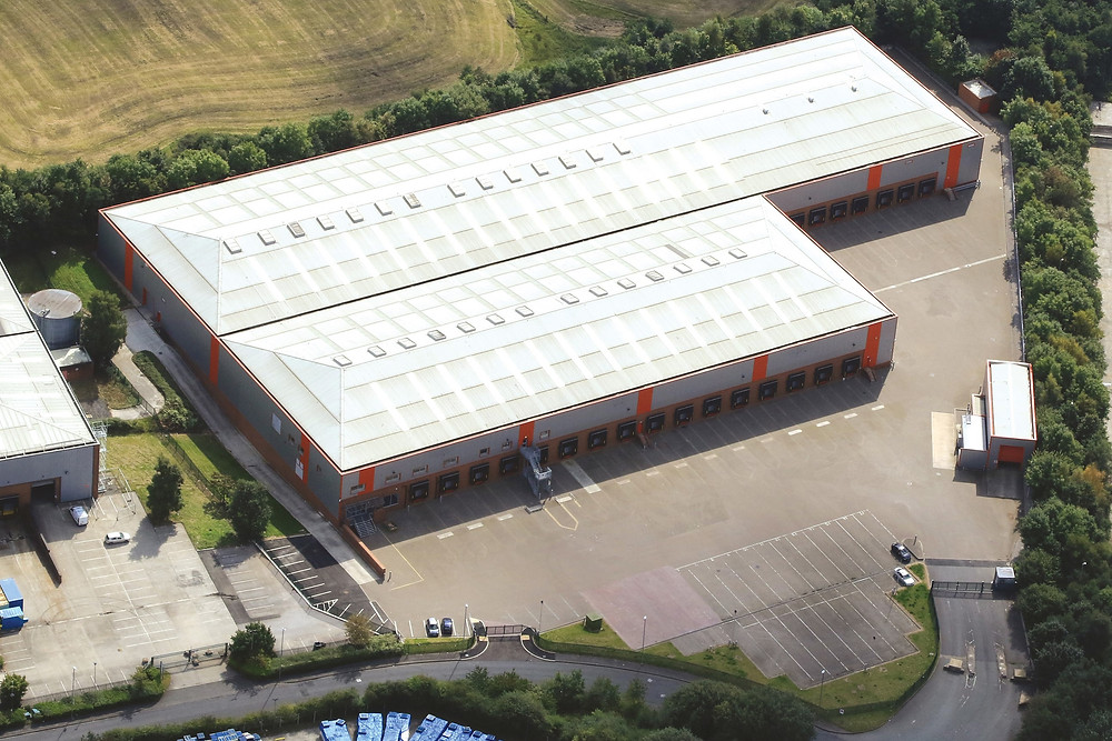 The newly refurbished distribution warehouse, extending to 143,873 sq ft, has been let to Footasylum Limited on a 10-year lease