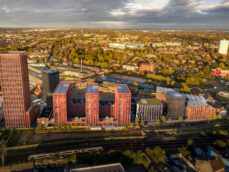 GREEN LIGHT FOR UPPER TRINITY STREET AND A NEW PUBLIC PARK FOR DIGBETH