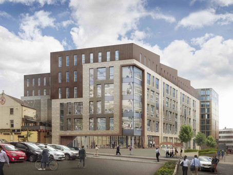 BAM CONSTRUCTION STARTS ON HOME GROUP'S HQ