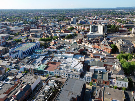 PRESTON'S ST GEORGE'S SHOPPING CENTRE ACQUIRED BY ADHAN GROUP'S RETAIL ARM