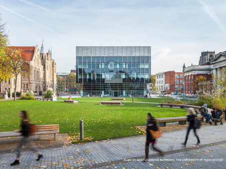 OPINION: THE CITY OF MANCHESTER - URBAN PARKS OF THE FUTURE?