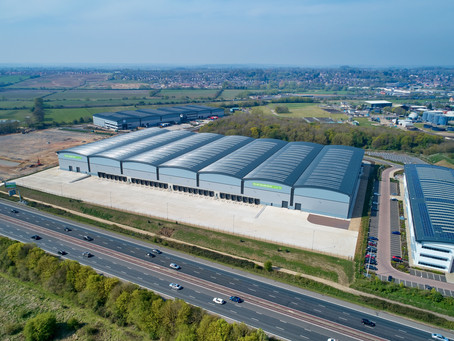 GREAT BEAR EXPANDS WITH NEW FACILITY AT CENTRAL M40 BANBURY