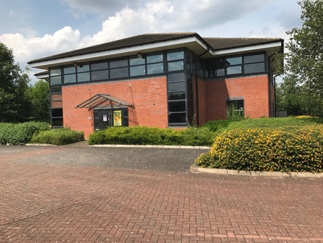 WILKINSON BUSINESS PARK OVER 70% LET