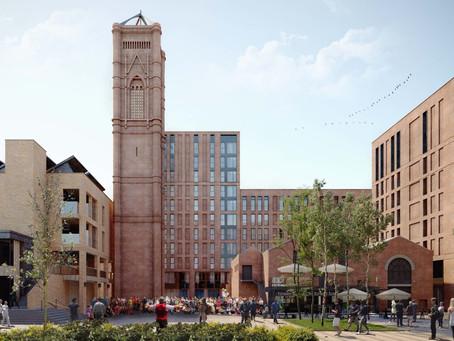 CONSTRUCTION STARTS AT LEEDS' HISTORIC TOWER WORKS SCHEME