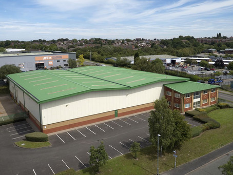 SHIELDS ENVIRONMENTAL SIGNS AT FOLKES HOLDINGS' TAME PARK