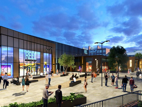 MGD SUBMITS NEW PLANNING APPLICATION FOR BURNLEY'S PIONEER PLACE