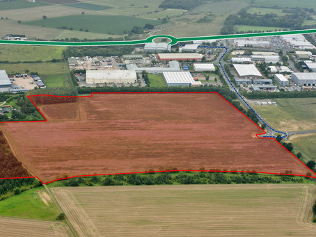 DB SYMMETRY ACQUIRES 50 ACRE SITE
