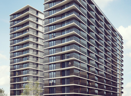 GLENBROOK AND BARINGS MAKE INVESTMENT IN THE U.K. BUILD TO RENT MARKET WITH 280 APARTMENT SCHEME IN