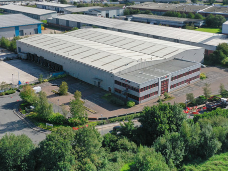 84,679 sq ft HEYWOOD DEAL'S A PIECE OF CAKE