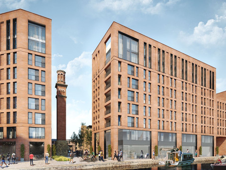 RICHARDSON SECURES £57M FOR TOWER WORKS BTR SITE IN LEEDS