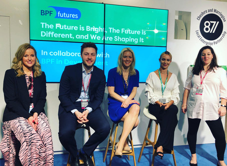 CHANGE NEEDS TO SPEED UP SAYS PANEL OF YOUNG PROPERTY PROFESSIONALS AT MIPIM 2019