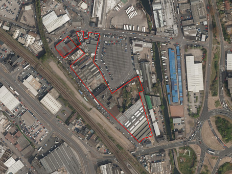 COLE WATERHOUSE TO INVEST £260M IN MIXED-USE DIGBETH REDEVELOPMENT SCHEME