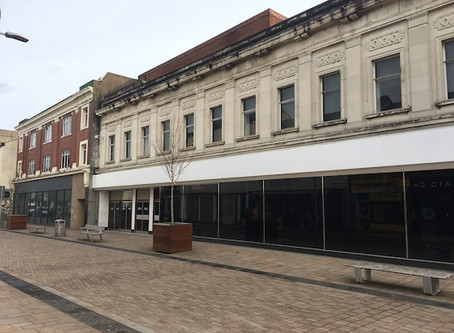 GLENBROOK INVESTS IN STOCKPORT'S FUTURE WITH M&S ACQUISITION