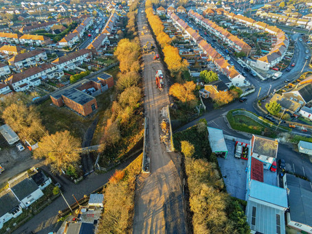 ERIC WRIGHT DELIVERING BLACKPOOL ROAD IMPROVEMENTS AHEAD OF SEASONAL VISITOR INFLUX