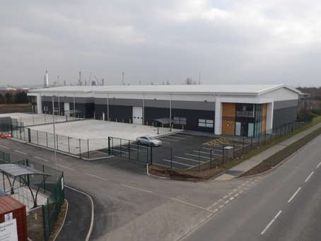 Cheshire Science Corridor Business Park Sold As Phase One Completes