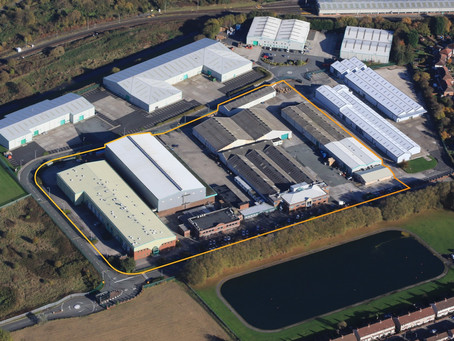 OOPS! - VALLEY ROAD REDEVELOPMENT KICKS OFF WITH 100,000 SQ FT LETTING
