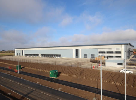 Phase One At Symmetry Park Swindon Completes