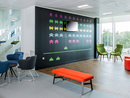 OVERBURY DELIVERS ENTERTAINMENT INSPIRED HQ FOR MUSICMAGPIE
