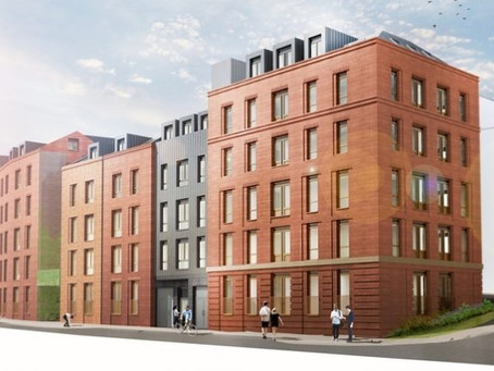 WAYPOINT LONG INCOME FUND COMPLETES FORWARD FUNDING OF LEEDS STUDENT ACCOMMODATION