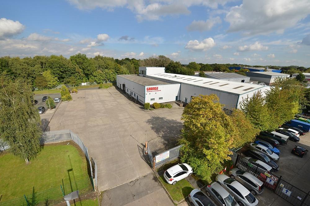Kingsland Grange Industrial Estate