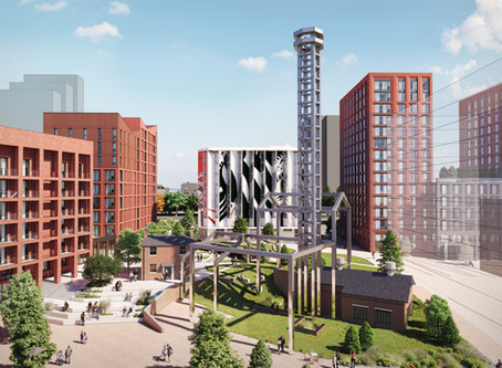 COLE WATERHOUSE SUBMITS PLANNING FOR £260M DIGBETH SCHEME