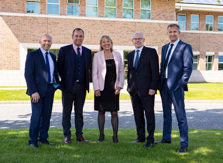 HIRST AND PUTTNAM JOIN FORCES ONCE AGAIN AT MAPLE GROVE DEVELOPMENTS