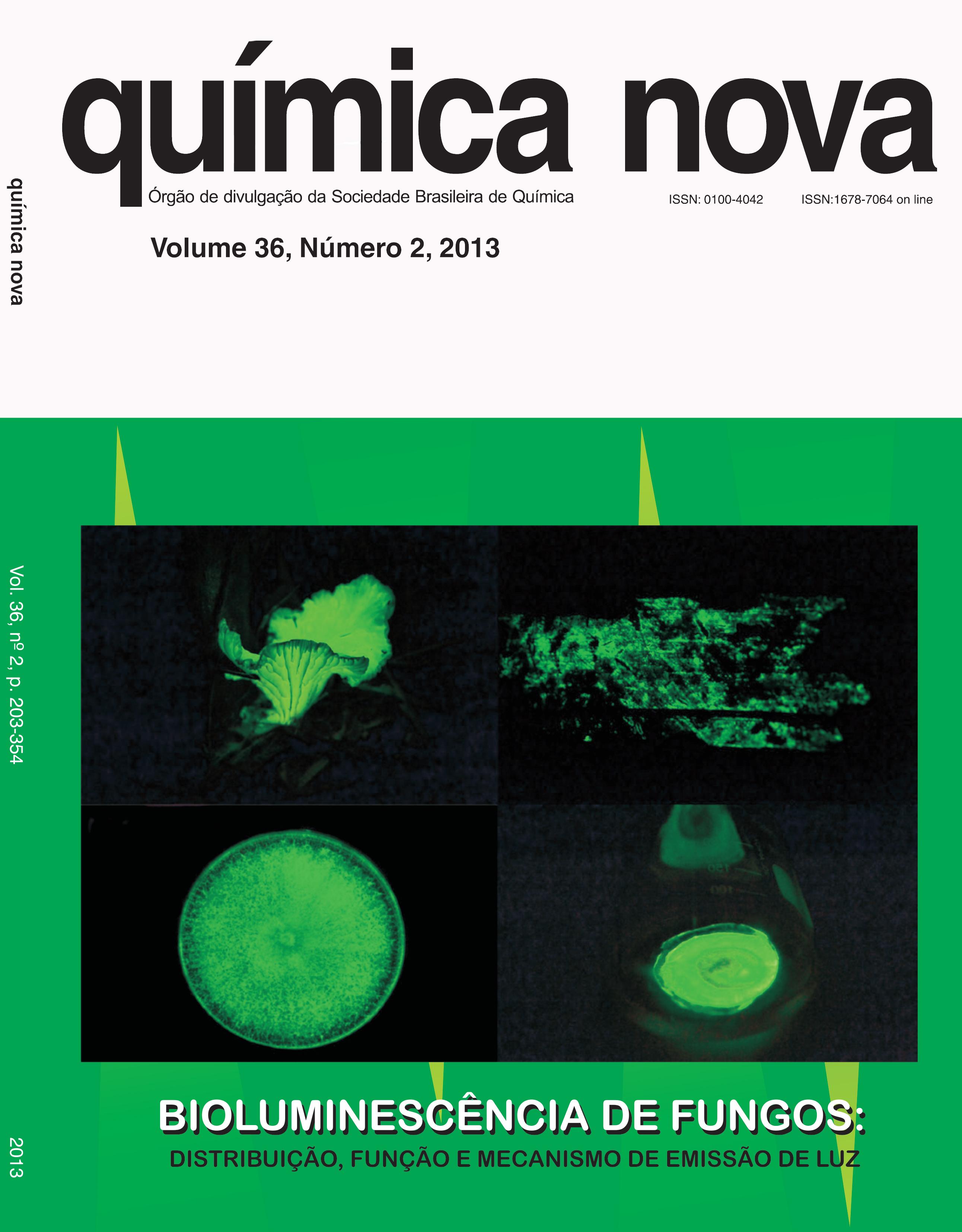 Química Nova cover