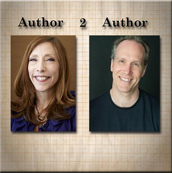 Author2Author with William Kenower Podca