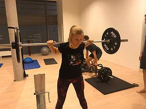 Kracht Training