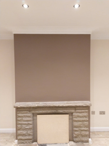 Full Houses Painted from £379 | 2 Rooms from £160 | Decorating | Flatpacks | Wallpaper | Painting | Wall Murals | Del The Handyman | Newcastle | Gateshead