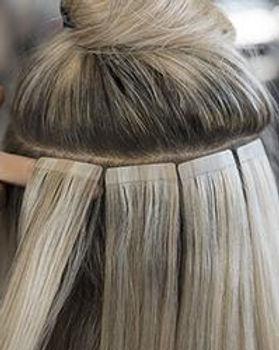 Blondie locks tape hair .jpg