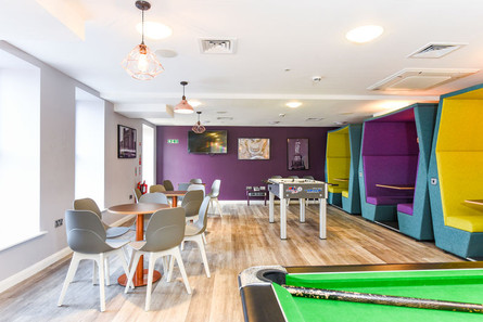 Commercial Student Areas } Full Houses Painted from £379 | 2 Rooms from £160 | Decorating | Flatpacks | Wallpaper | Painting | Wall Murals | Del The Handyman | Newcastle | Gateshead